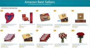 亚马逊最热销的情人节礼物清单!