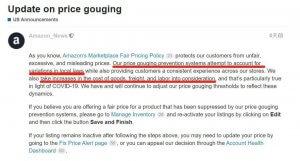 """亚马逊调整价格欺诈判定门槛?卖家如何判定""""价格欺诈""""?"""