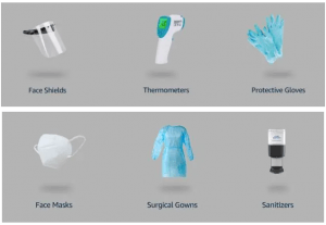 亚马逊公开征集防疫用品,并免除其3个月平台费!