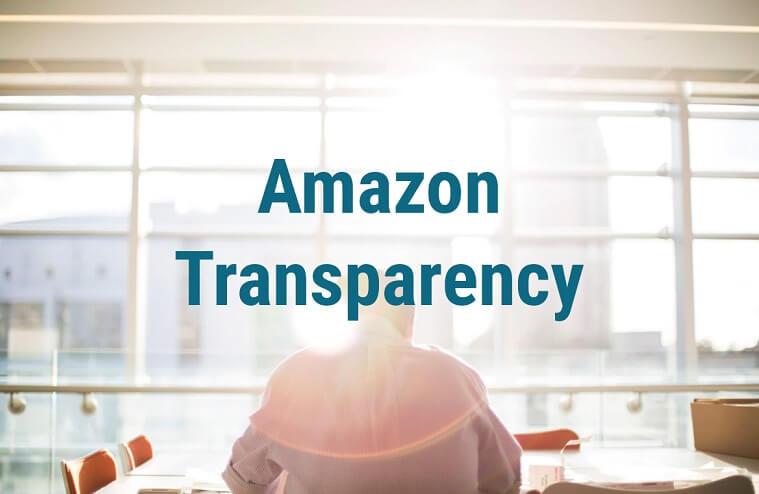 亚马逊Transparency透明计划--防跟卖杀手锏了解一下?