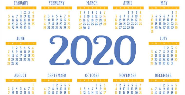 2020年还有哪些营销节日及热销产品?