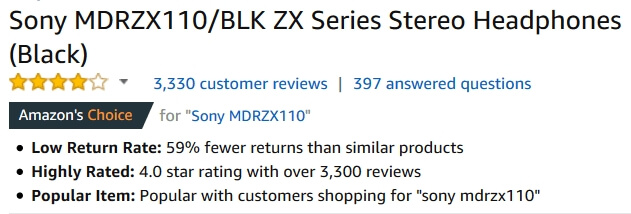 Amazon's Choice是什么?listing带有Amazon's Choice标志方法