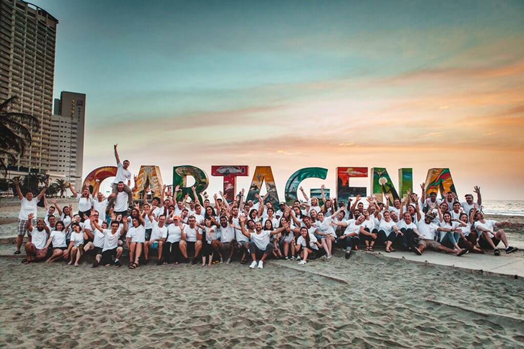 2019 Jungle Camp—Cartagena