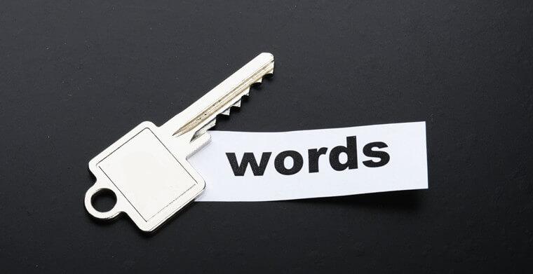 分享亚马逊大卖们熟知的一些关键词套路!