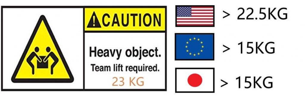亚马逊货物标签